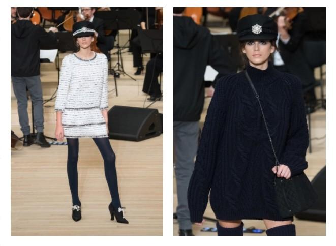 Всички визии от ревюто на Metiers d'Art Chanel в Хамбург