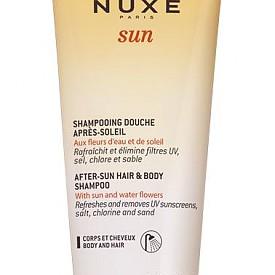 Шампоан за коса и тяло за след слънце на Nuxe