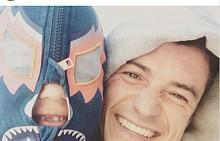 Звездни татковци в Instagram