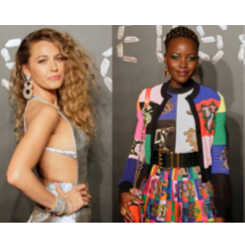 Звездните гости на Versace pre-fall 2019