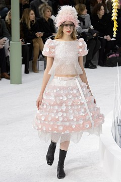 Chanel Paris Haute Couture SS15