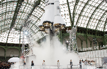 Chanel се изстреля в космоса с Apollo No. 5