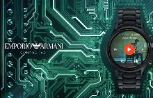 Армани представи първия си дигитален часовник