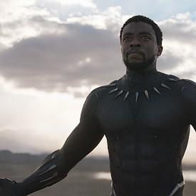 """""""Черната пантера"""" –  първата голяма солова изява на изключително популярния комиксов герой на Marvel – Черната пантера, когото виждаме като крал. Съдбата на кралството, което наследява от баща си, а и на целия свят, е в опасност и Черната пантера призовава всичките си съюзници."""