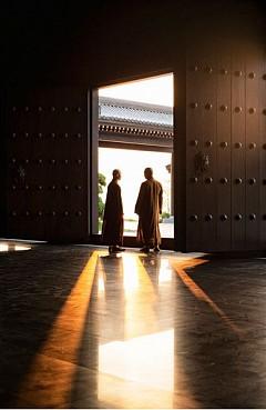 Частен будистки манастир в Хонконг
