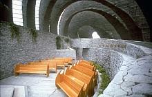 Каменна църква в Япония