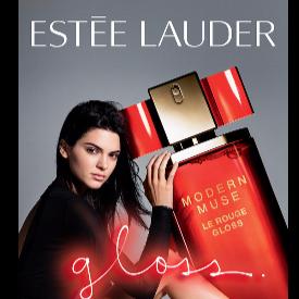 Музата на Estee Lauder става още по-сексапилна