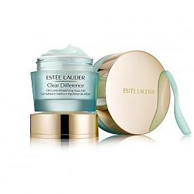 Лек гел, който освежава кожата и контролира производството на себум Clear Difference Oil Control/ Mattifying Hydrating Gel на Estee Lauder