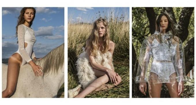 Новите лица на Ivet Fashion блестят в календар за 2018 г.