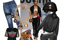 Рапът провокира гардероба