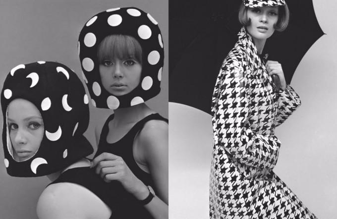 Модно вдъхновение: Завладяващите черно-бели фотографии на Джон Френч