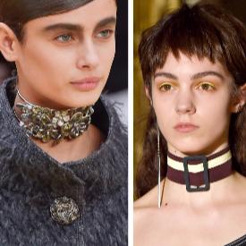 Как модата нежно окова шията ни?