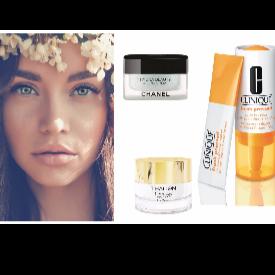 7 продукта за нова свежест на кожата на лицето