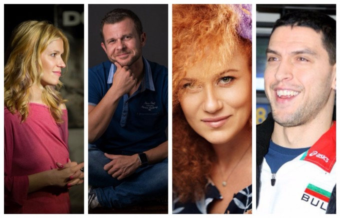 """Български звезди подкрепят кампанията """"ПРОТЕГНИ РЪКА! ДОБАВИ ЖИВОТ!"""""""