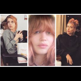 Блоранж: актуалната техника на боядисване на косите