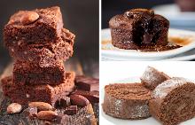 По колко начина може да ядете шоколад?
