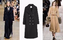 Кое е палтото за зимната ви униформа?