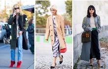 С какво да носим палто през есента?