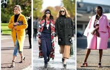 45 любими street style визии с палто за есен 2015