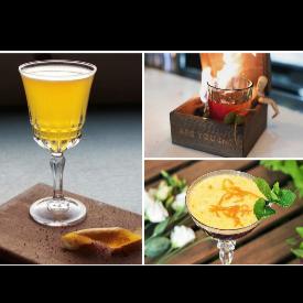 Три коктейла на базата на три съставки