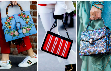 Изборът на цвят на дамската чанта издава личността ви.