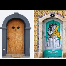 Колко (не)обикновена може да бъде една входна врата?