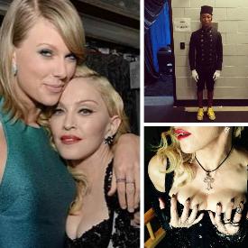 Instagram-и от Grammy 2015