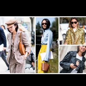 Косата е най-новият моден аксесоар за новия сезон