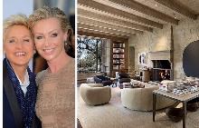 Елън Дедженеръс и Порша де Роси продават къщата си в Санта Барбара
