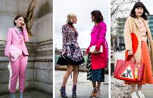 Първите три дни от street style дефилето в Лондон