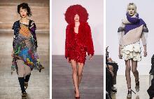 Екстравагантният Лондон показва луди цветове за зима 2016