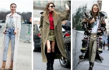 20 визии за издължен силует с палто