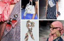 Колко различни приложения на шала познавате?