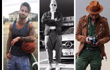 10-те най-сексапилни мъже в Instagram