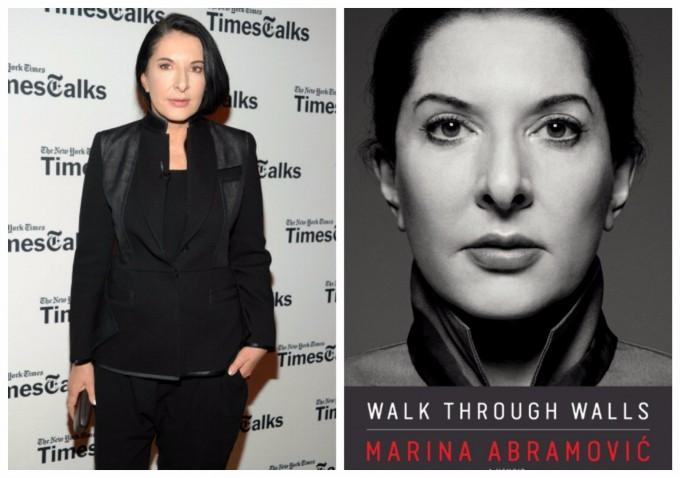 5 мига от живота на Марина Абрамович