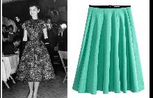 Вечната модна класика: миди пола