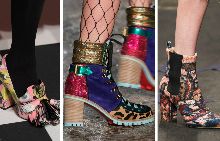 30 любими чифта обувки от седмицата на модата в Милано