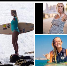 Едноръка сърфистка: това, ако не е вдъхновение!