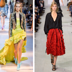 Испански мотиви събуждат пролетните страсти в гардероба