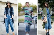 25 идеи как да носите деним през уикенда