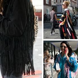 Най-интересните street style визии от Седмицата на модата в Лондон/лято 2016