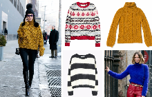 15 топли пуловера за зимния ви гардероб