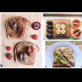 Идеи за сандвичи за уикенд разходките