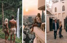 Тази двойка обикаля света и публикува прекрасните си снимки