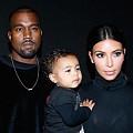 Ким и Кание не могат да измислят име за дъщеря си
