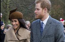 Снимат филм за любовта на принц Хари и Меган Маркъл