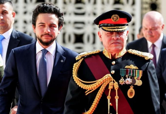 Принц Хусейн бин ал-Абдула на Йордания