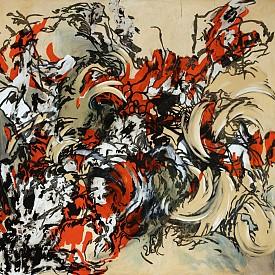 """ИЗБОРЪТ НА ЕЛИ: Шарлин фон Хейл, """"Untitled"""", 2003 г., с предварителна оценка между 80-120 хиляди долара."""