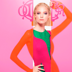 Кои са модерните цветове в грима според Dior?