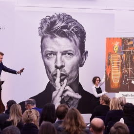 Събитията, които разтърсиха света на изкуството през 2016-та
